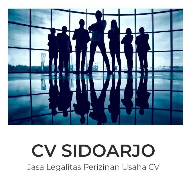 jasa pengurusan CV Sidoarjo