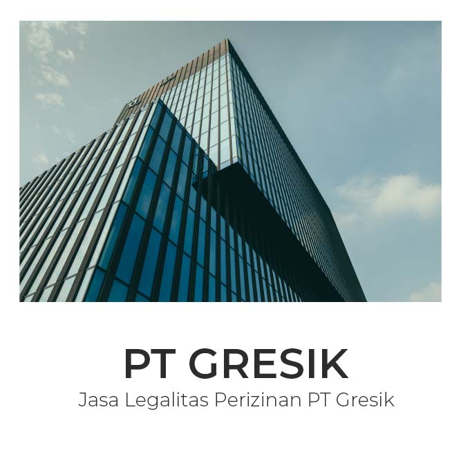 jasa pengurusan CV - PT Gresik